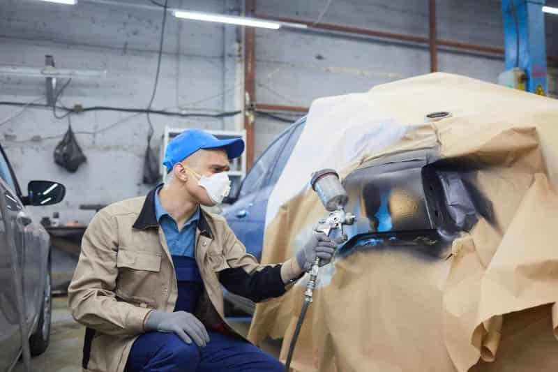 En este momento estás viendo Productos indispensables para la preparación, mantenimiento o reparación de pinturas carrocerías