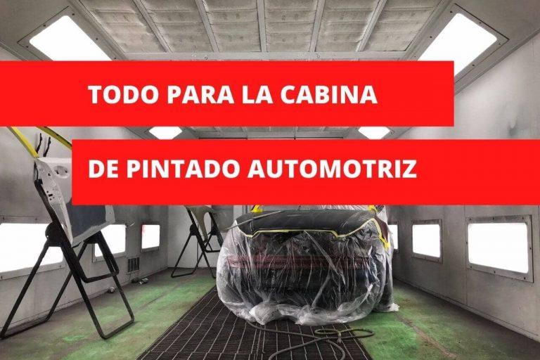 Lee más sobre el artículo ¿Qué se necesita para una cabina de pintado automotriz?