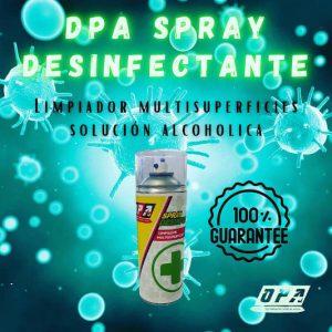 SPRAY DESINFECTANTE MULTIUSOS DPA